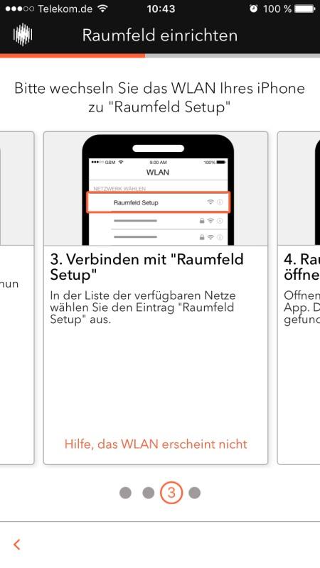 Raumfeld App 9