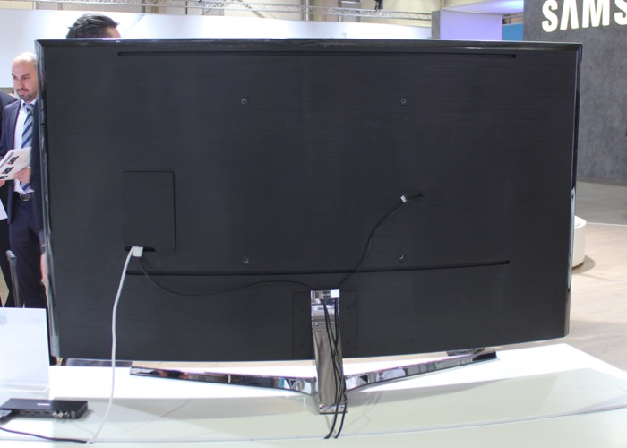 special samsung suhd tv ks9590 in 65 und 78 zoll area dvd. Black Bedroom Furniture Sets. Home Design Ideas