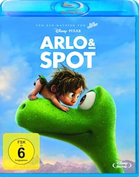 Arlo + Spot Blu-ray Disc