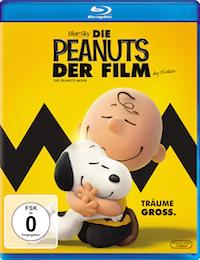 Die Peanuts - Der Film Blu-ray Disc