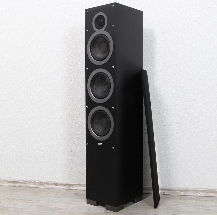 Elac Debut F6 Front Seitlich1