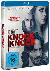 Knock Knock Blu-ray Disc