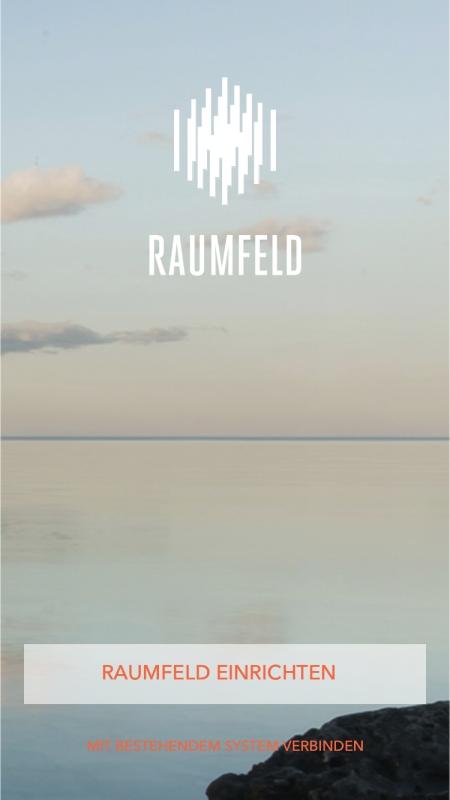 Raumfeld App 1