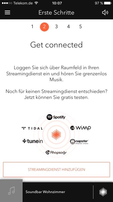Raumfeld App 12