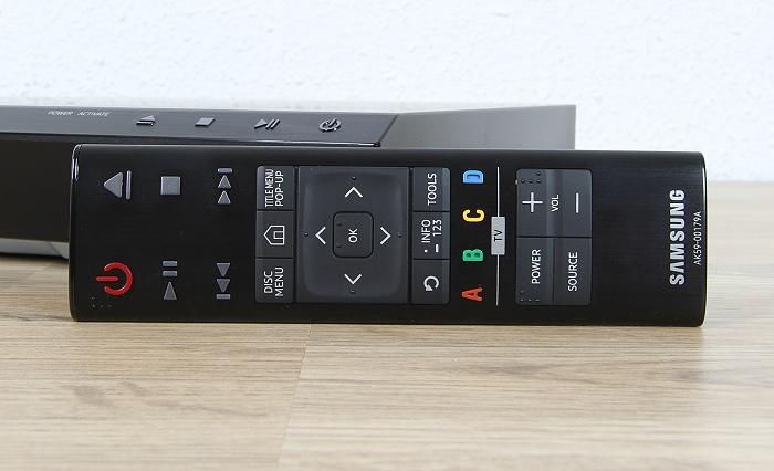Samsung UBD-K8500 Fernbedienung