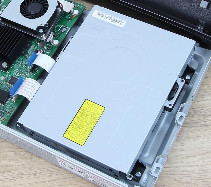 Samsung UBD-K8500 Innenleben1