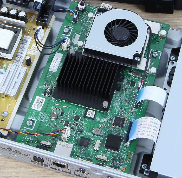 Samsung UBD-K8500 Innenleben2