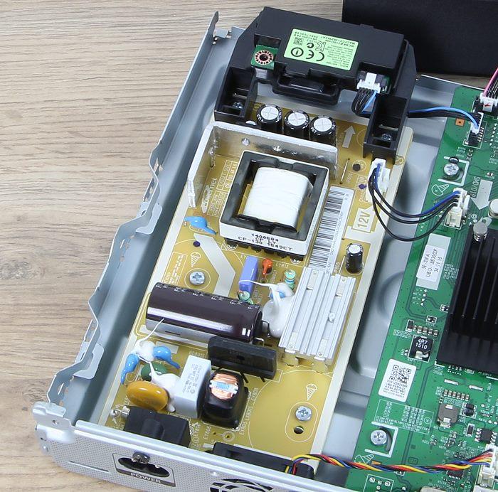 Samsung UBD-K8500 Innenleben3