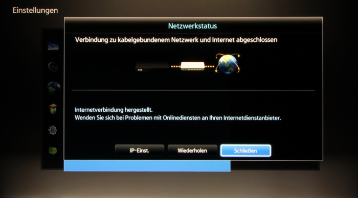 Samsung UBD-K8500 Screenshot 10