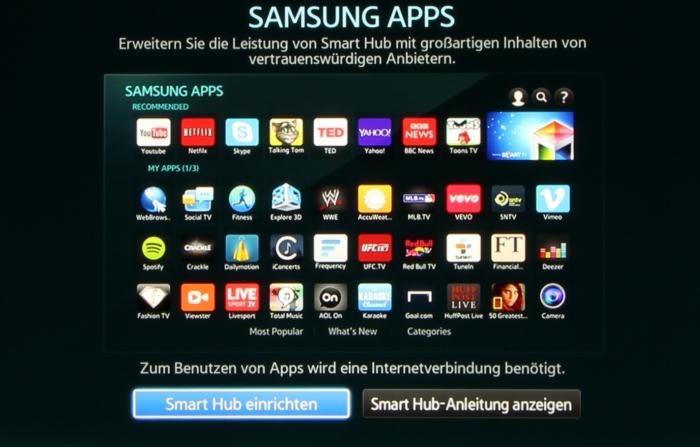 Samsung UBD-K8500 Screenshot 13