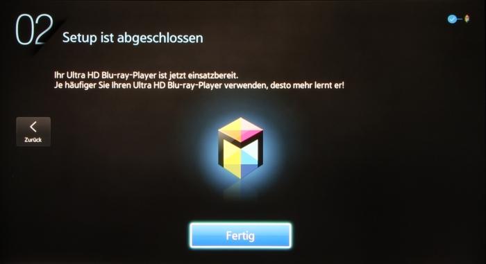 Samsung UBD-K8500 Screenshot 15