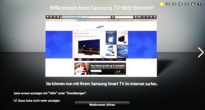 Samsung UBD-K8500 Screenshot 16