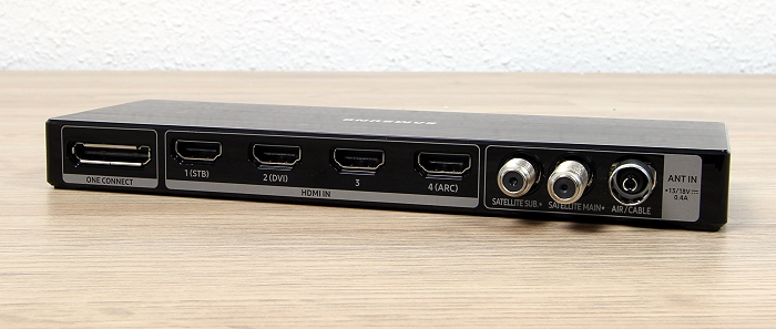 Samsung UE55KS9090 One Connect Box3