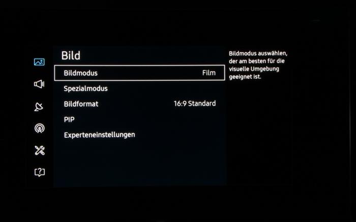 Samsung UE55KS9090 Screenshot 19