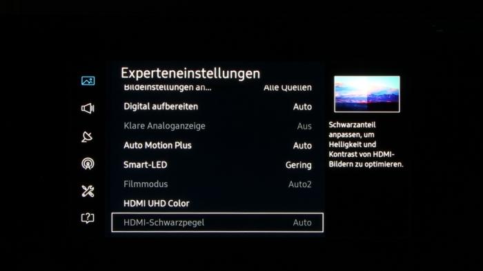 Samsung UE55KS9090 Screenshot 22