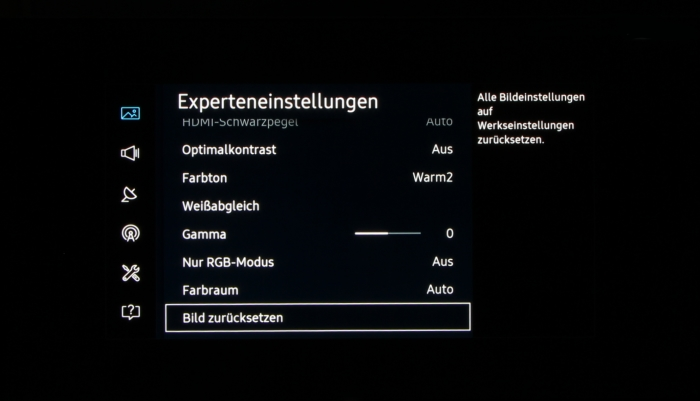 Samsung UE55KS9090 Screenshot 23