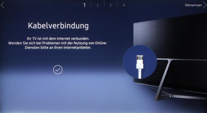 Samsung UE55KS9090 Screenshot 3