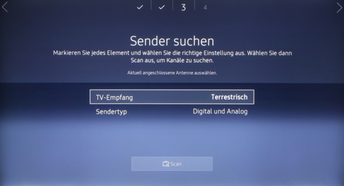 Samsung UE55KS9090 Screenshot 6