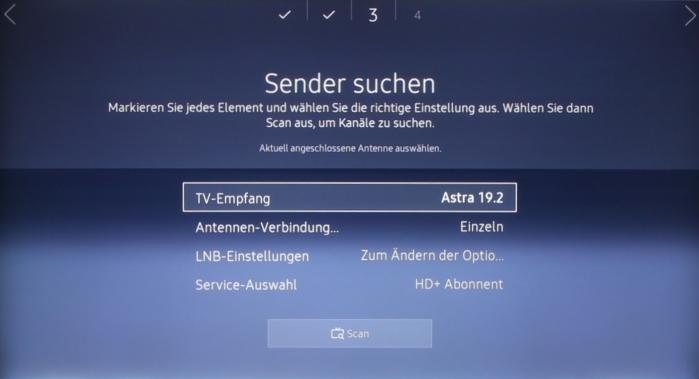 Samsung UE55KS9090 Screenshot 7