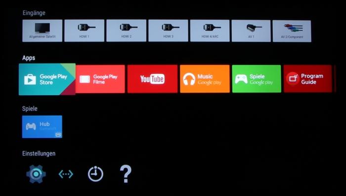 Sony KD-65XD93 Screenshot 17