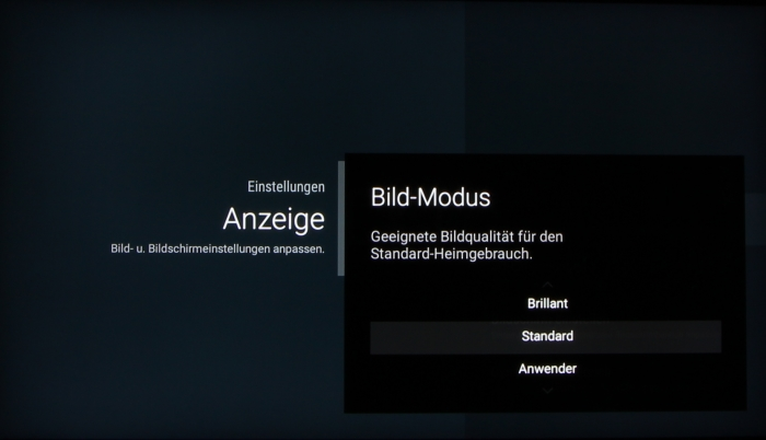 Sony KD-65XD93 Screenshot 19
