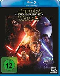 Star Wars - Das Erwachen der Macht Blu-ray Disc