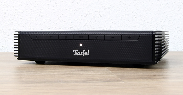 Teufel Ultima 20 Complete 2.1 Corestation Compact Front1