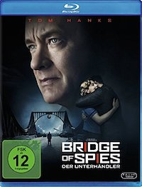 Bridge of Spies Blu-ray Disc