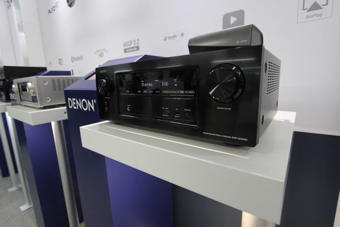 Denon AVR-X2300W Bild2