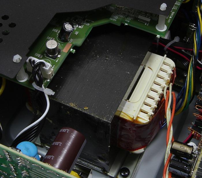 Denon AVR-X2300W Innenleben3