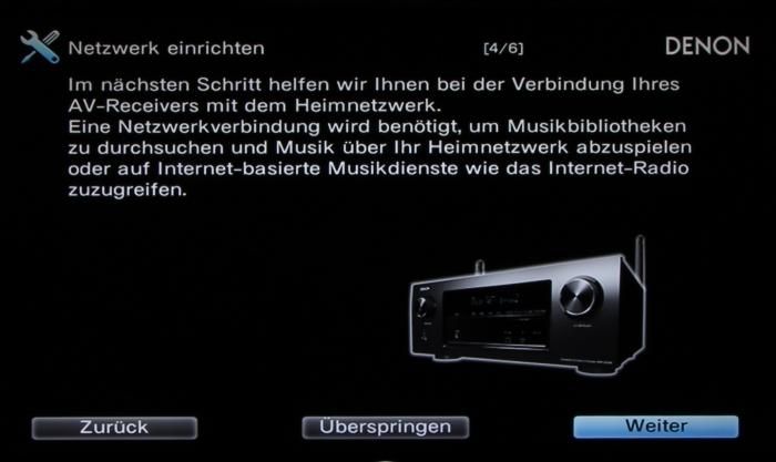 Denon AVR-X2300W Screenshot 15