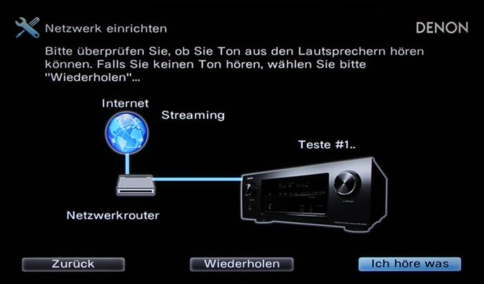 Denon AVR-X2300W Screenshot 16