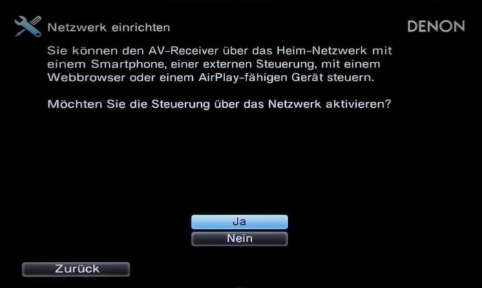Denon AVR-X2300W Screenshot 18