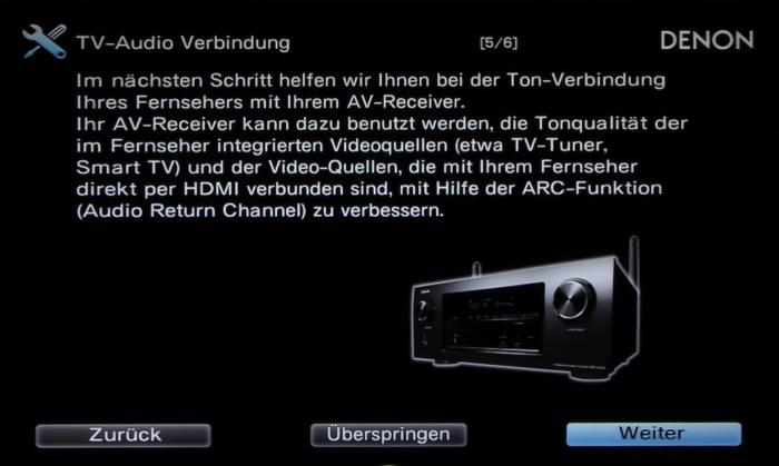 Denon AVR-X2300W Screenshot 19