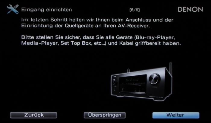 Denon AVR-X2300W Screenshot 20