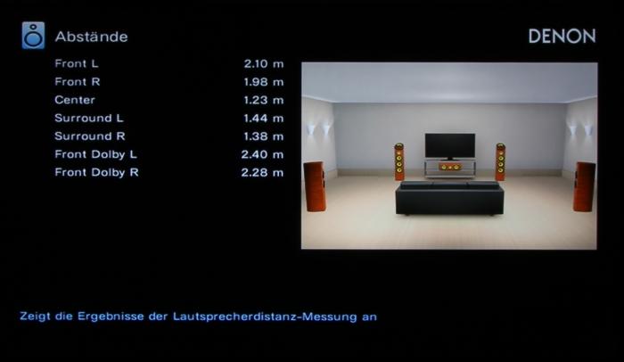 Denon AVR-X2300W Screenshot 30