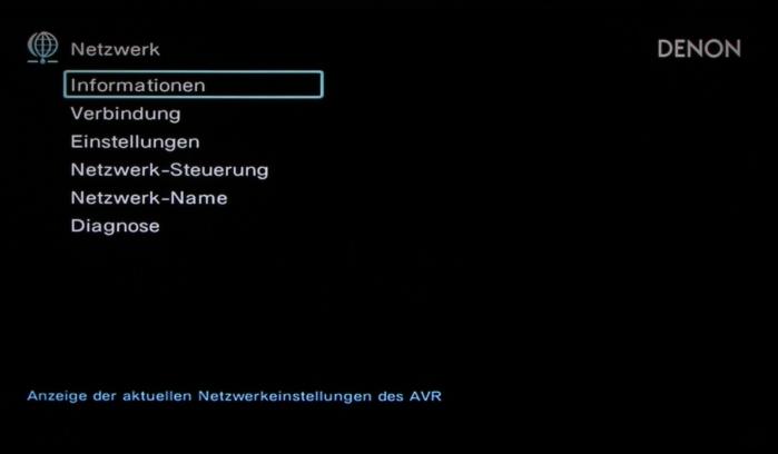 Denon AVR-X2300W Screenshot 33