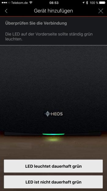 Denon Heos Amp HS2 App4