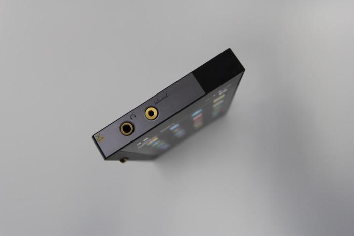 Onkyo DP-X1 Upside