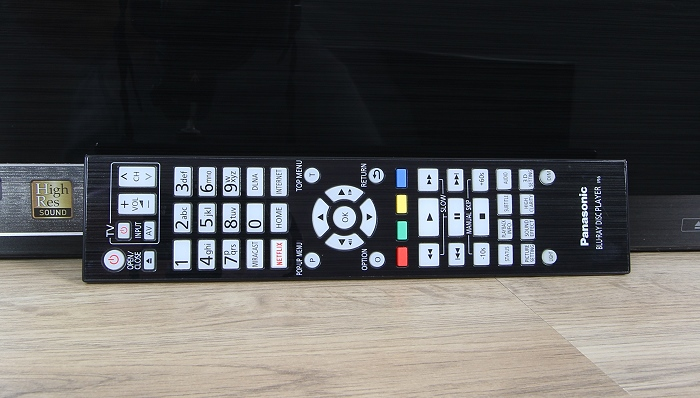 Panasonic DMP-UB900 Fernbedienung