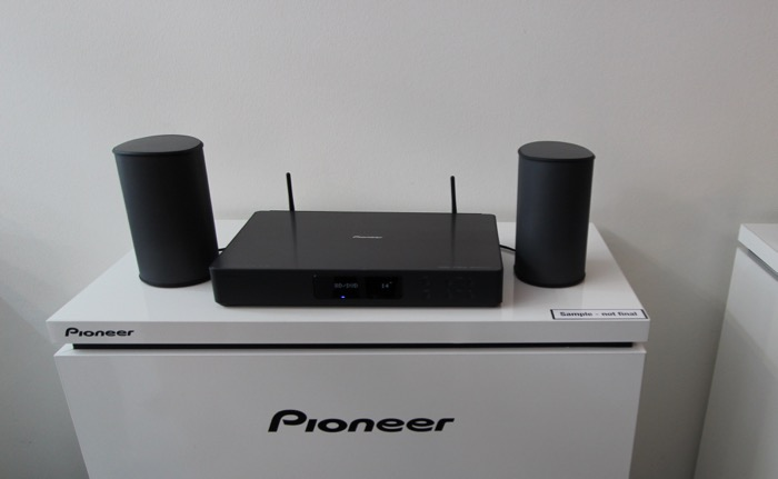 Pioneer FS-40