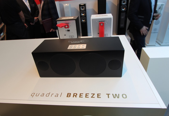 Quadral Breeze Two