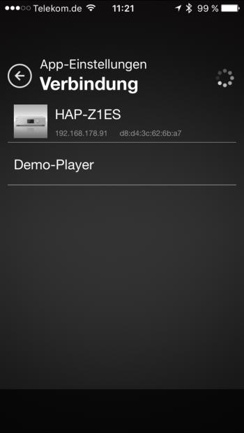 Sony HAP-Z1ES App1