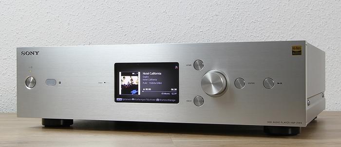 Sony HAP-Z1ES Front Seitlich3