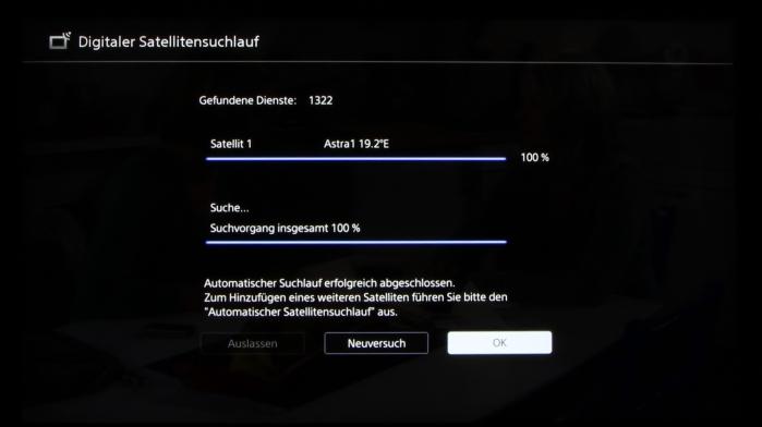 Sony KD-65XD93 Screenshot 11