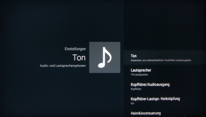 Sony KD-65XD93 Screenshot 24
