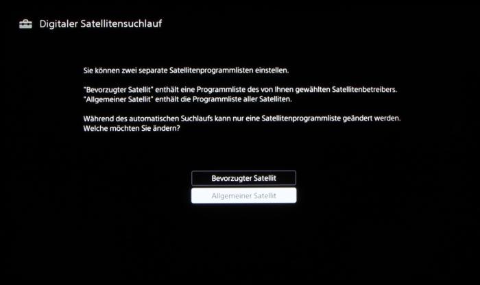 Sony KD-65XD93 Screenshot 9