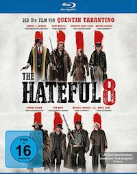 The Hateful 8 Blu-ray Disc
