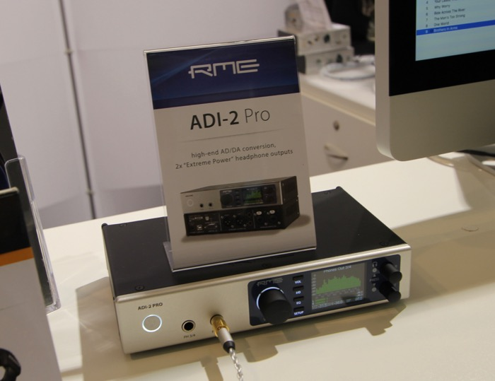 Ultrasone Tribute 7 RME DAC