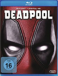 Deadpool Blu-ray Disc
